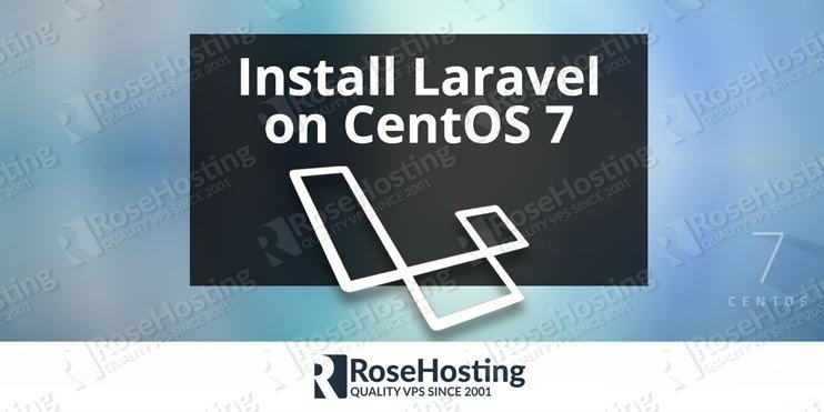 Install Laravel on CentOS 7