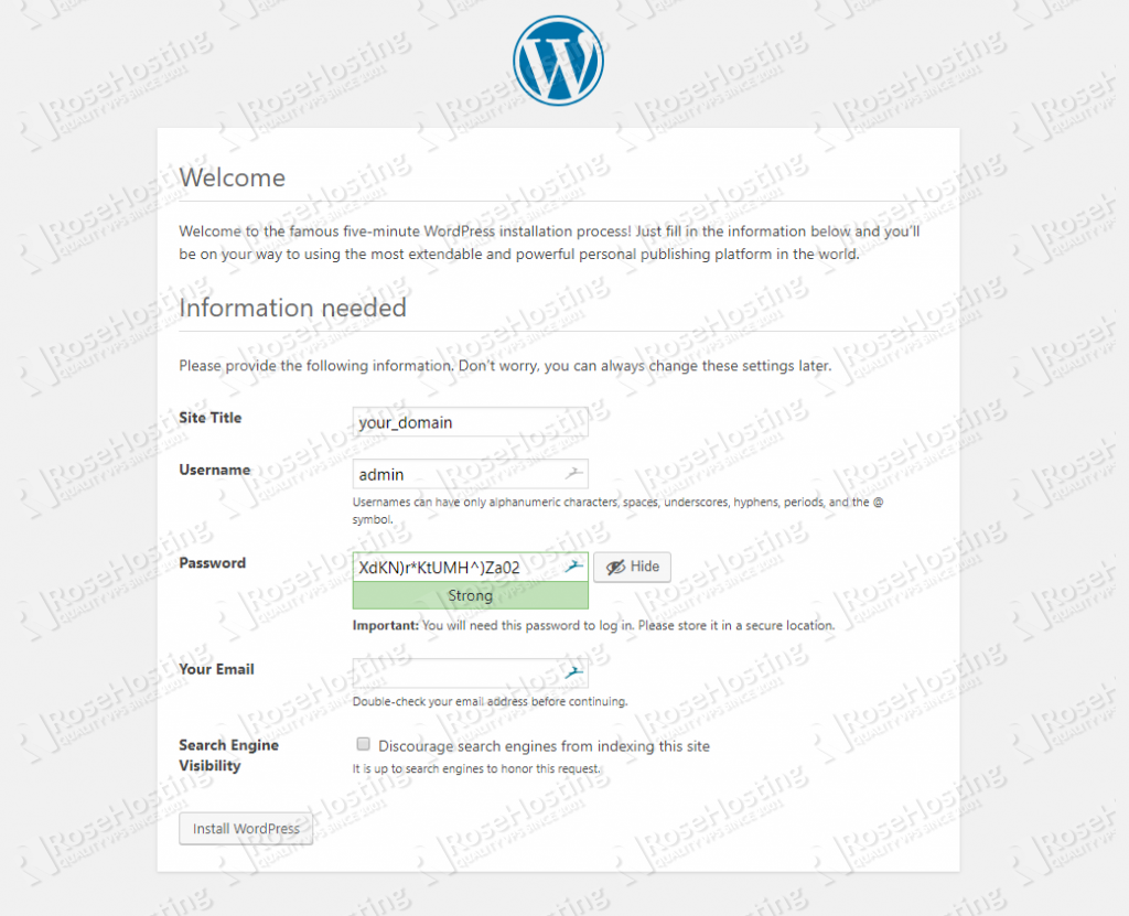 WordPress with LAMP Stack on Ubuntu 18.04