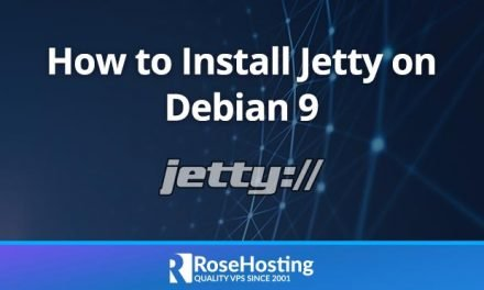 How To Install Jetty on Debian 9