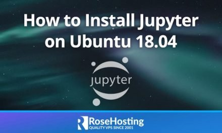 How to Install Jupyter on Ubuntu 18.04