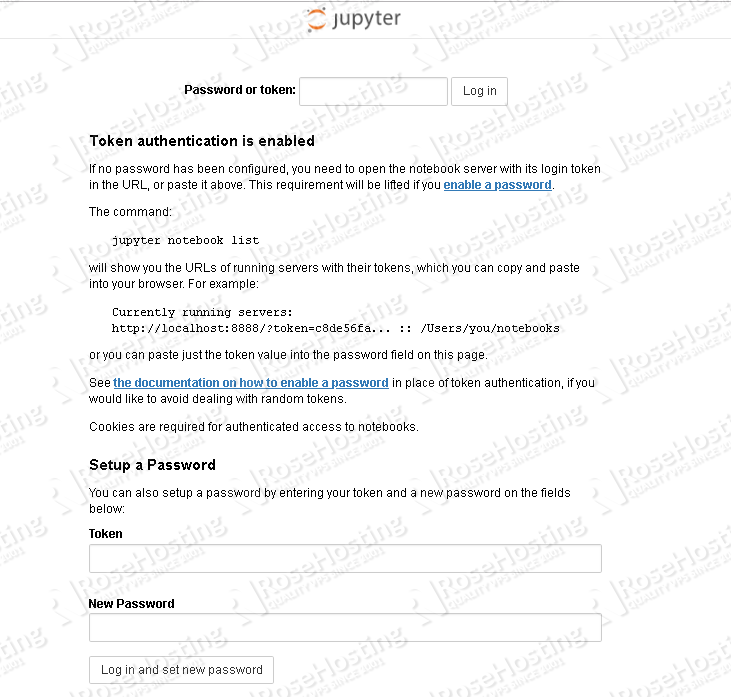 How to Install Jupyter on Ubuntu 18 04 | RoseHosting