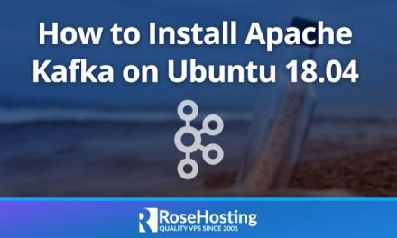How to Install Apache Kafka on Ubuntu 18.04