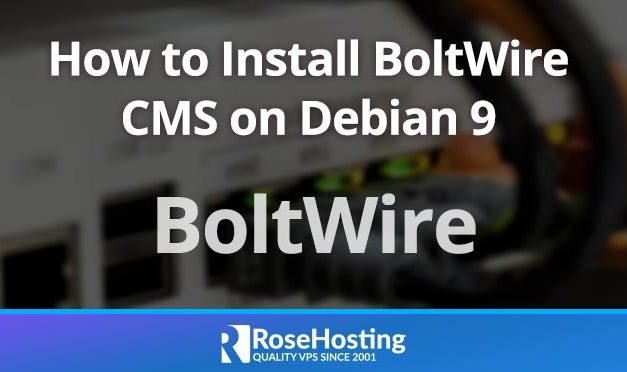 How to Install BoltWire CMS on Debian 9