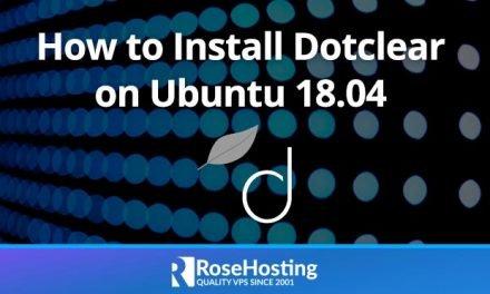 How to Install Dotclear on Ubuntu 18.04