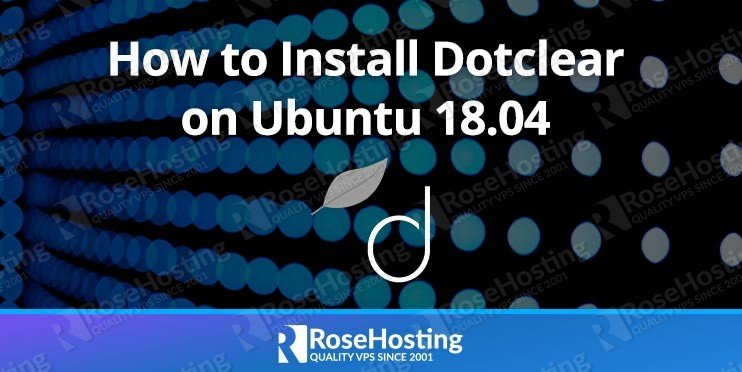 How to Install Dotclear on Ubuntu 18.04