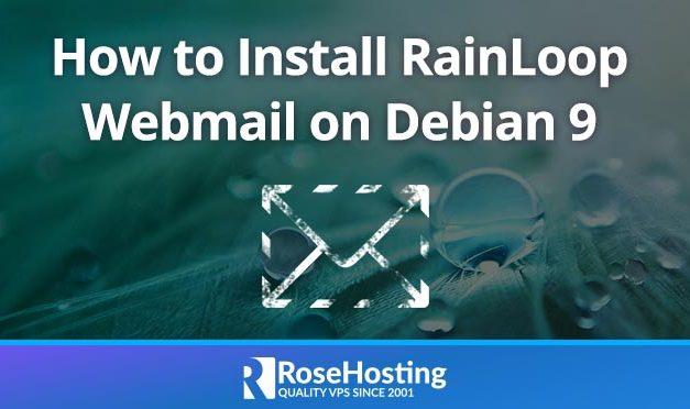 How to Install RainLoop Webmail on Debian 9