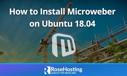 How to Install Microweber on Ubuntu 18.04