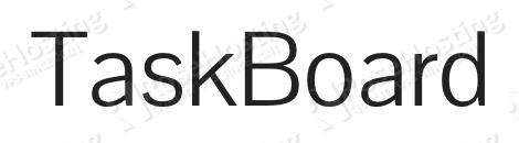 Install TaskBoard on Ubuntu 18.04