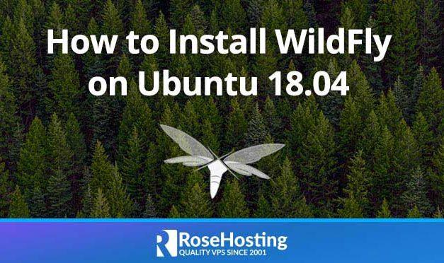 How to Install WildFly on Ubuntu 18.04