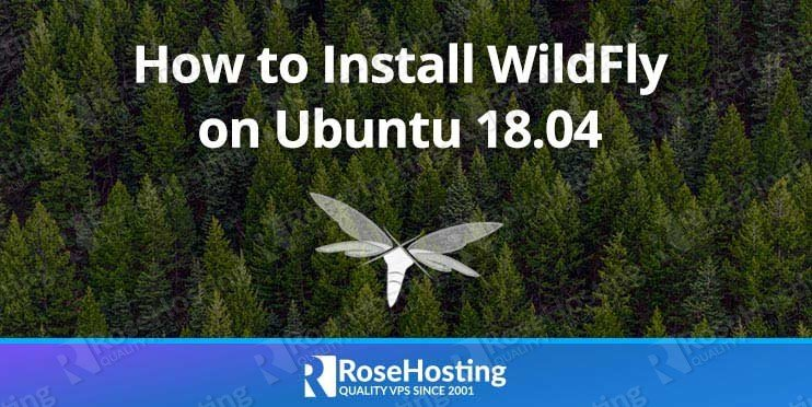 How to Install WildFly on Ubuntu 18 04 | RoseHosting