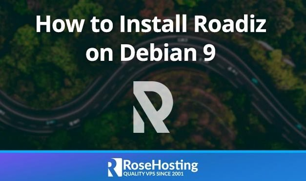 How to Install Roadiz CMS on Debian 9