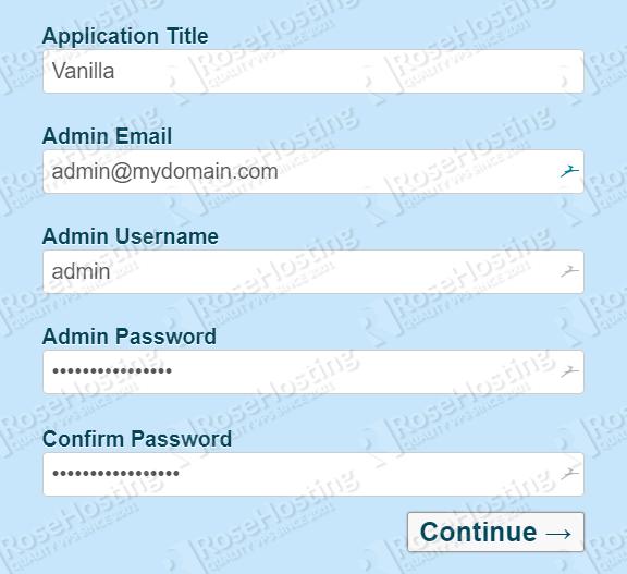 How to Install Vanilla Forums on CentOS 7   RoseHosting