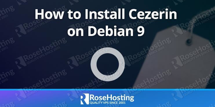 How to Install Cezerin on Debian 9