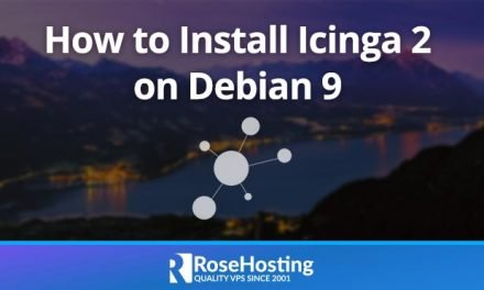 How to Install Icinga 2 on Debian 9