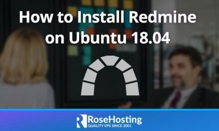 How to Install Redmine on Ubuntu 18.04