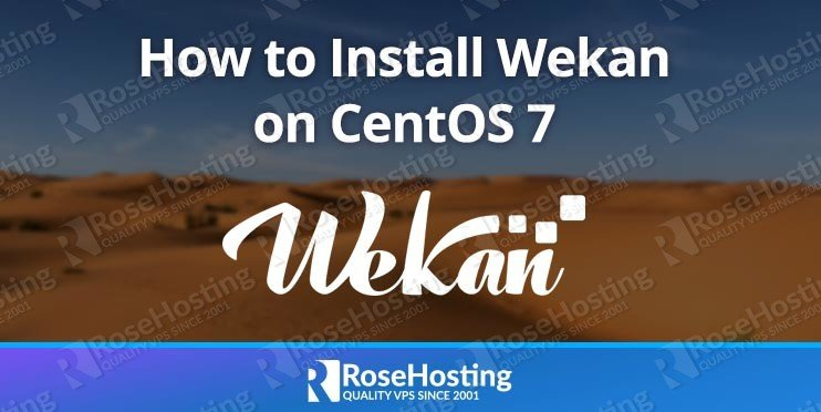 How to Install Wekan on CentOS 7