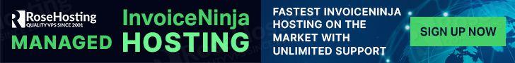 invoice ninja hosting