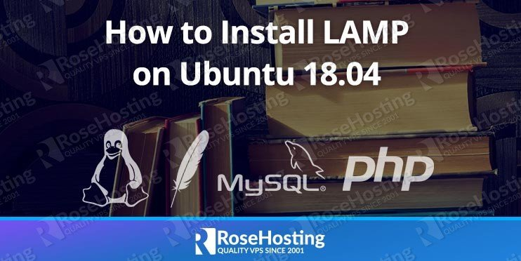 How to Install LAMP on Ubuntu 18.04