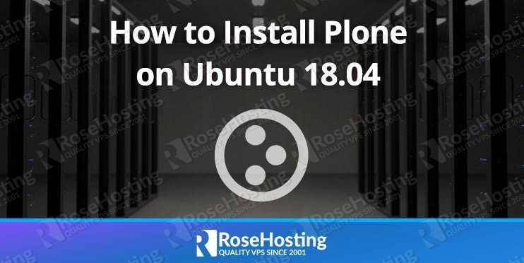 How to Install Plone on Ubuntu 18.04
