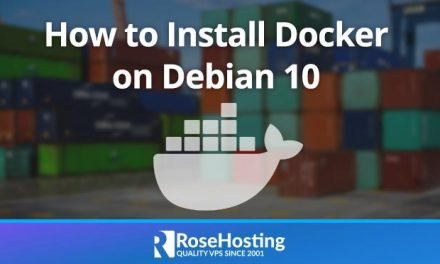 How to Install Docker on Debian 10
