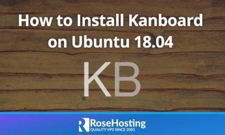 How to Install Kanboard on Ubuntu 18.04