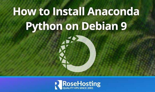 How to Install Anaconda Python on Debian 9