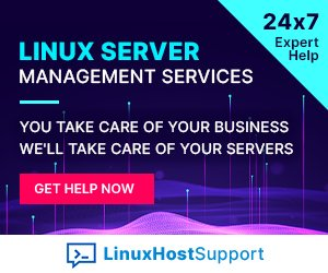 Linux Server Management Service