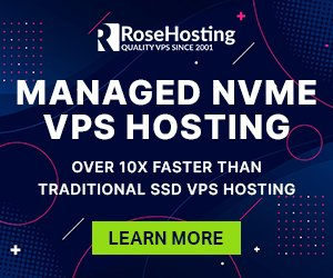 Managed NVMe VPS Hosting