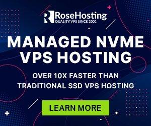 Managed NVMe VPS Hosting