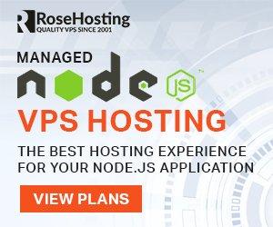 Managed Node.js VPS Hosting