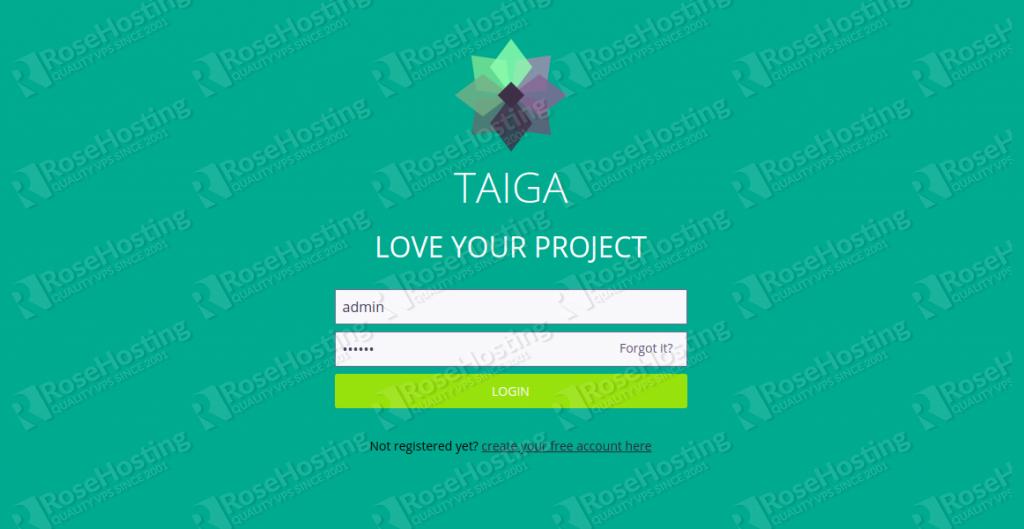 how-to-install-taiga-on-centos-8