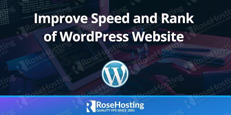 improve-wordpress-website-speend-and-rank