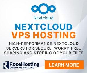 Nextcloud VPS Hosting