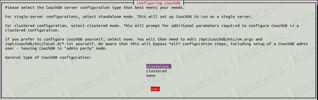 couchdb on ubuntu 20.04