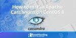 how to install apache cassandra on centos 8