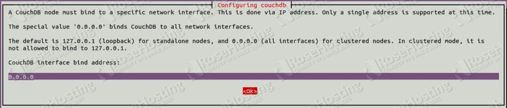 how to install apache couchdb on ubuntu 20.04