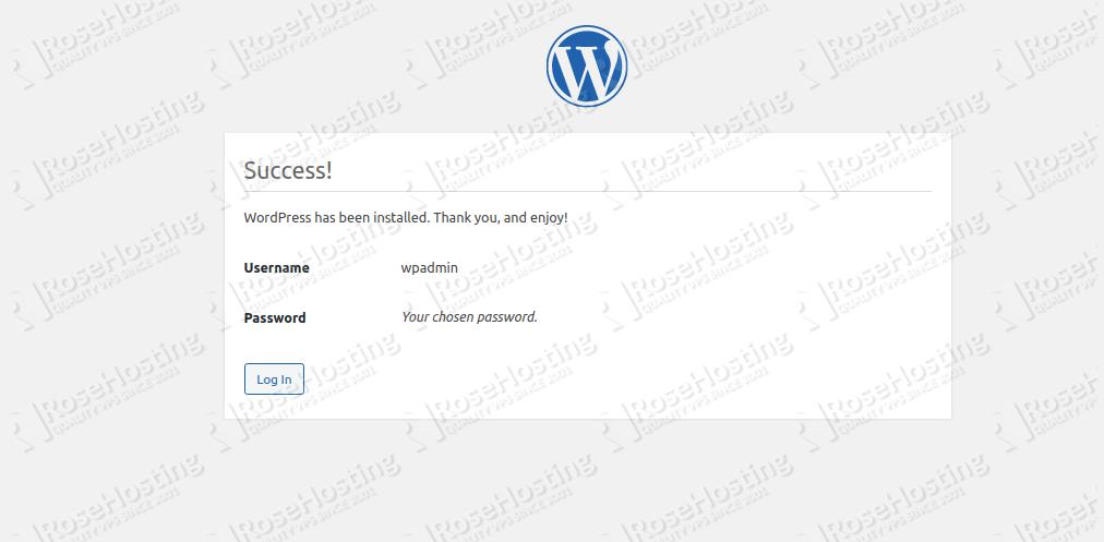 installing wordpress with lemp on ubuntu 20.04