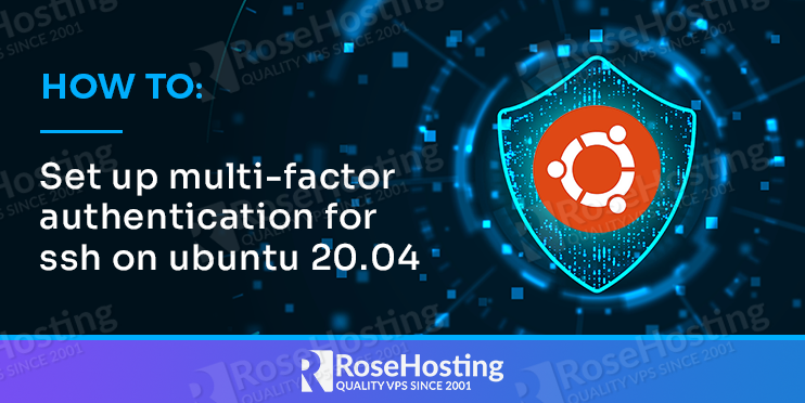 how to set up multi-factor authentication for ssh on ubuntu 20.04