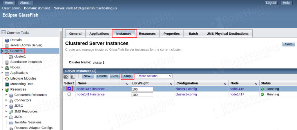 deploy java ee in the cloud with glassfish payara auto-clustering