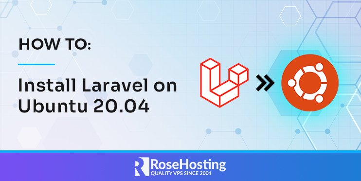how to install laravel on ubuntu 20.04