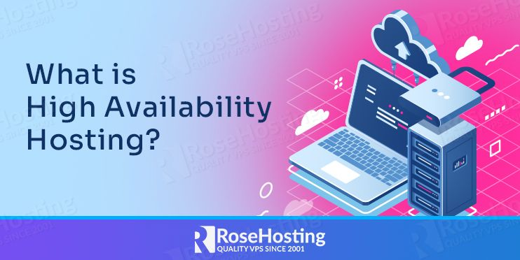 what is high availability hosting