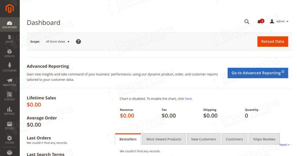 set up http3 premium cdn for magento hosting