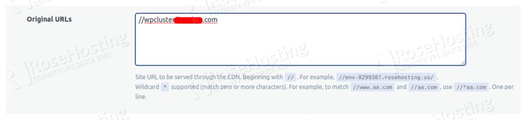 multisite wordpress cluster auto configuration