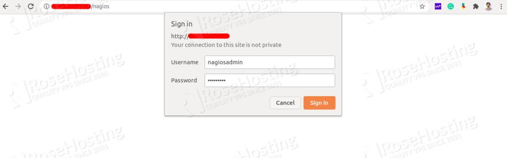 setting up nagios 4 on ubuntu 20.04