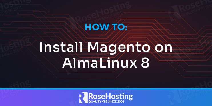 how to install magento on almalinux 8