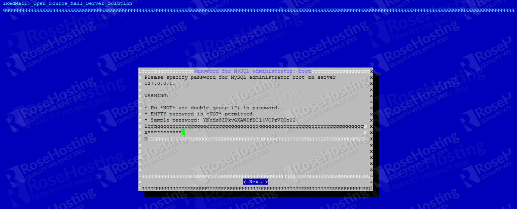 installing iredmail mail server on ubuntu 20.04