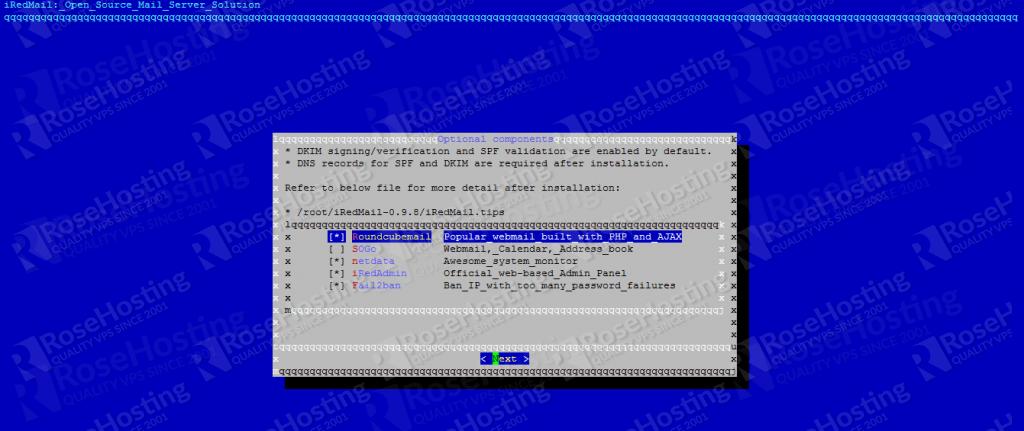 iredmail open source mail server installation on ubuntu 20.04