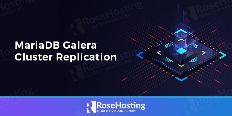 MariaDB Galera Cluster Replication
