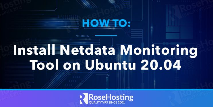 how to install netdata monitoring tool on ubuntu 20.04