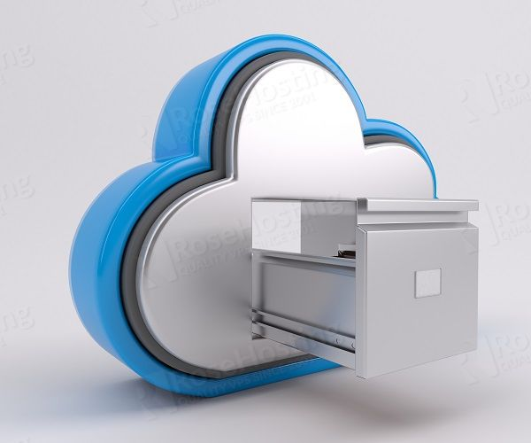 how to use cloud hosting